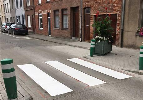 Bandes pour passage piétons 1000 x 500 mm - Direct SignalétiqueDirect Signalétique