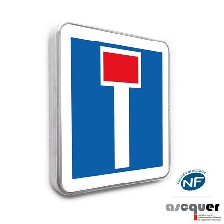 Panneau Voie Sans Issue C13a Direct Signaletique