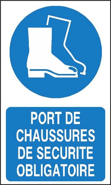 Port de chaussures de sécurité obligatoire STF 2305S 7d35be997eaa