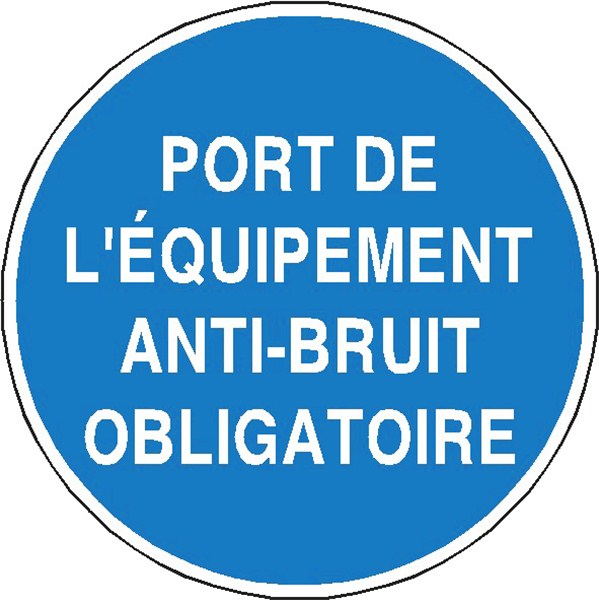 port de l quipement anti bruit obligatoire stf 2334s direct signal tique. Black Bedroom Furniture Sets. Home Design Ideas