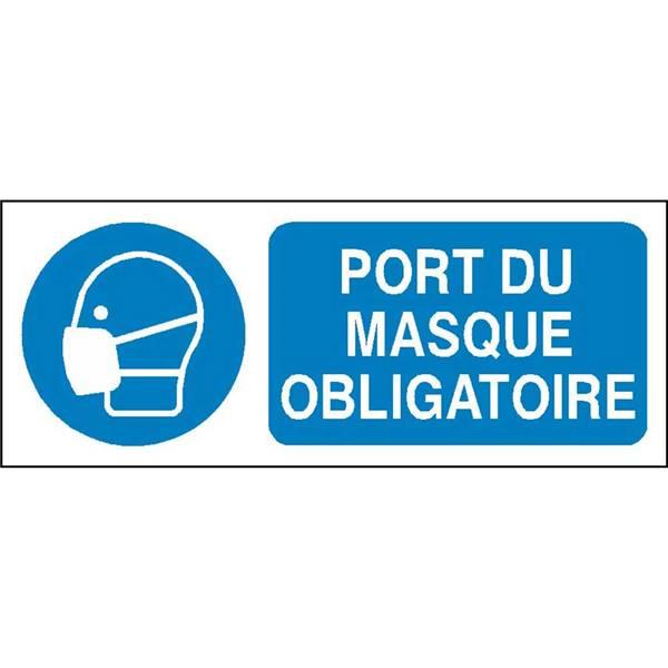 Port du masque obligatoire stf 2311s direct signal tique - Port du gilet de sauvetage obligatoire ...