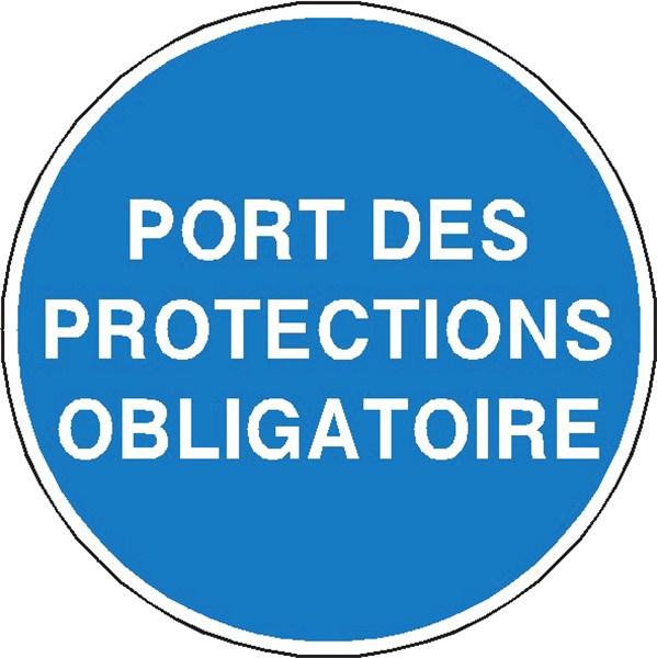 Port des protections obligatoire stf 2332s direct signal tique - Port de couche obligatoire ...