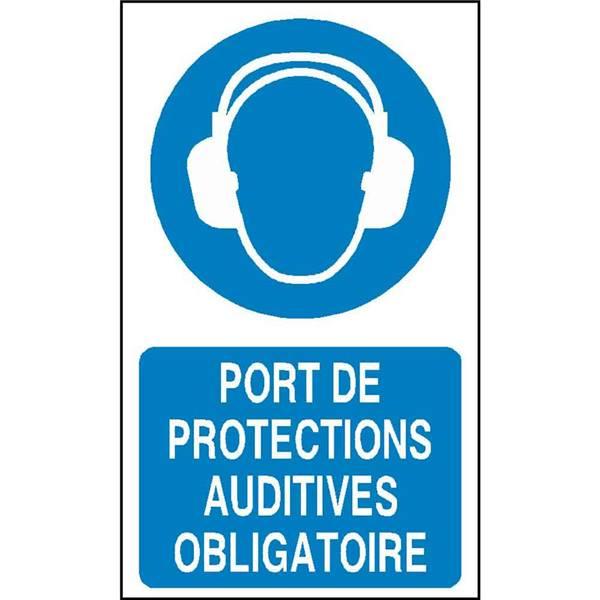 port de protections auditives obligatoire stf 2303s. Black Bedroom Furniture Sets. Home Design Ideas