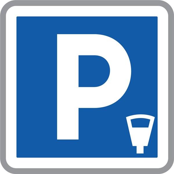 Panneau parking payant c1c direct signal tique for Devis garage gratuit ou payant