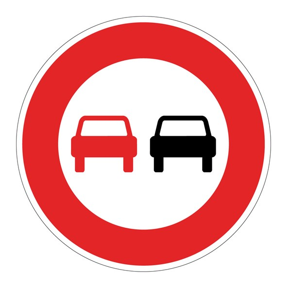 Panneau interdiction de d passer b3 direct signal tique - Panneau signalisation interdiction ...