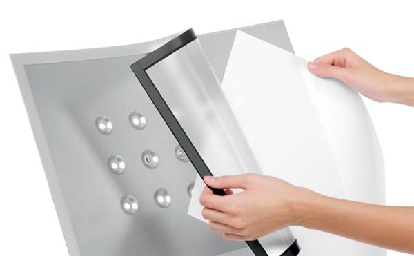 support mural gamme magn tica direct signal tique. Black Bedroom Furniture Sets. Home Design Ideas