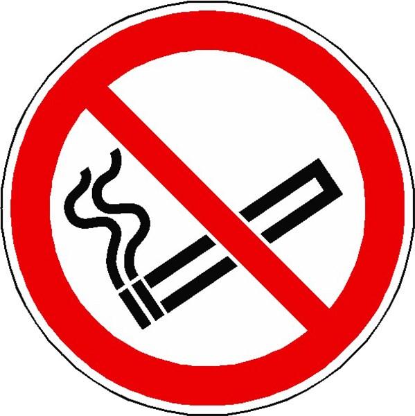 panneau interdiction de fumer iso 7010 p002 direct. Black Bedroom Furniture Sets. Home Design Ideas
