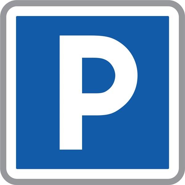 panneau d indication de parking c1a direct signal tique. Black Bedroom Furniture Sets. Home Design Ideas