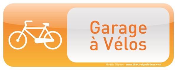 Plaque de porte local v los text icone direct signal tique for Affichage obligatoire garage
