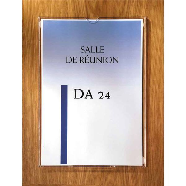 Porte document mural plastique for Porte document mural