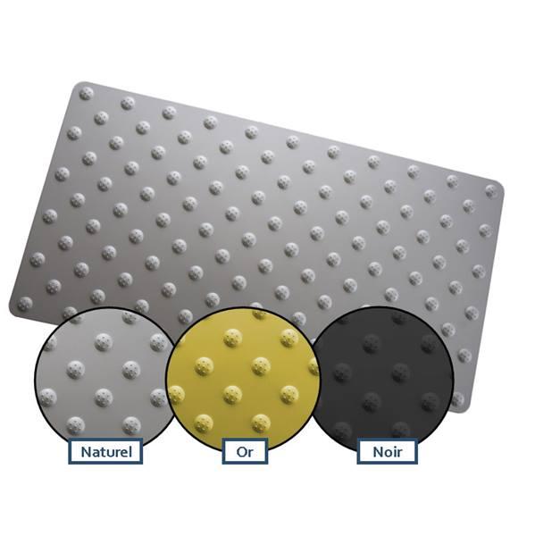 bande podotactile aluminium int rieur ext rieur. Black Bedroom Furniture Sets. Home Design Ideas