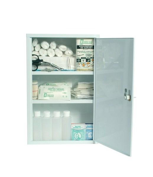 Armoire pharmacie garnie 10 personnes direct signal tique - Armoire pharmacie professionnelle ...