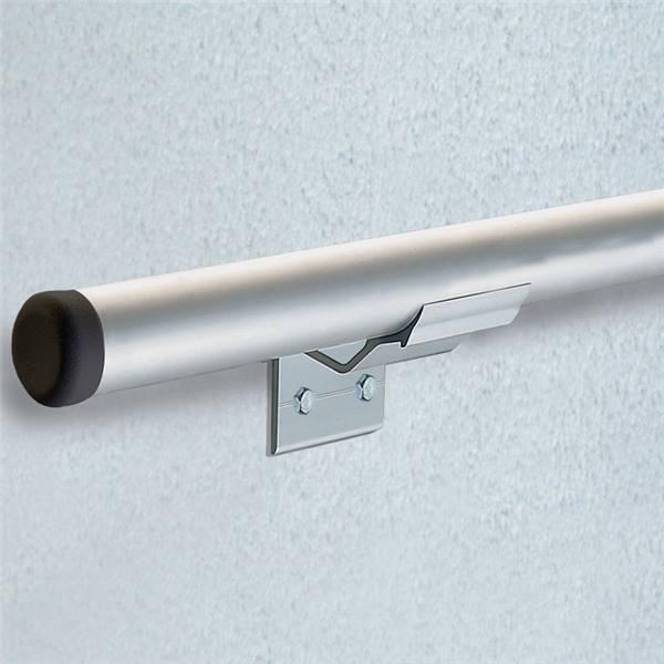 main courante en aluminium anodis pour ext rieur direct signal tique. Black Bedroom Furniture Sets. Home Design Ideas