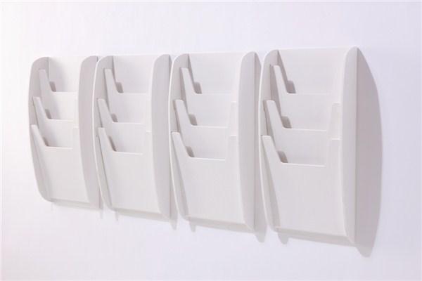 porte brochures mural stone direct signal tique. Black Bedroom Furniture Sets. Home Design Ideas