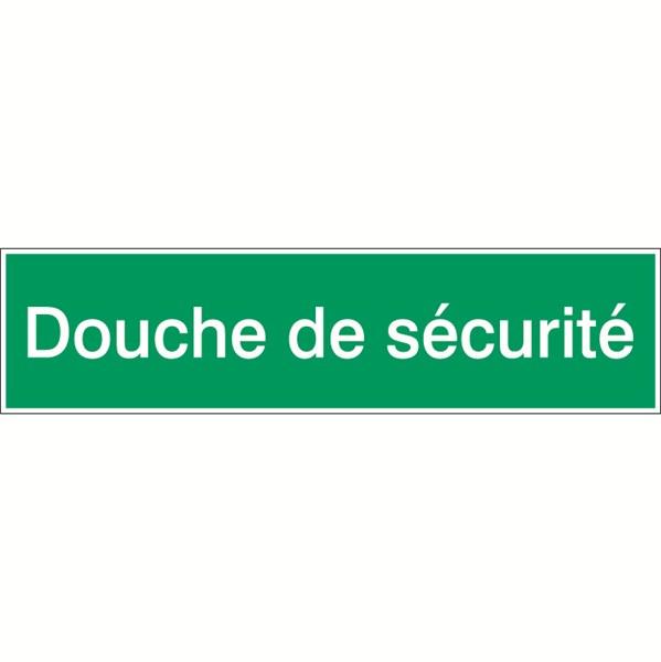 Douche de s curit stf 502 direct signal tique - Reglementation douche de securite ...