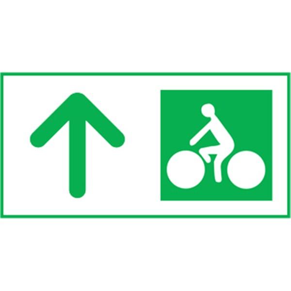 Panneau de pr signalisation des carrefours fl che face dv43c direct signa - Panneau signaletique personnalise ...