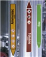 Marqueur de tuyauterie Air comprimé stérile