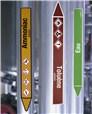 Marqueurs de tuyauterie ´Eau condenseur aller´