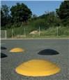 Plots Ralentisseurs pour Voie Privée et Parking - Lot de 2 plots Ø 320 mm