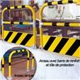 Arceau de protection renforcée haute visibilité - Gamme Plus