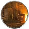 Miroirs pour environnements contraints - contrôle 2 directions