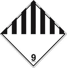 Autres matières dangereuses ADR 9