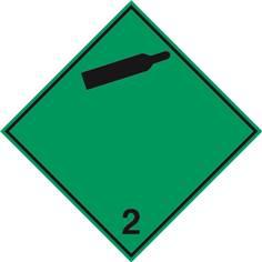 Gaz non-inflammables et non-toxiques ADR 2.2