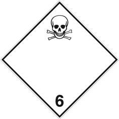 Toxiques ADR 6.1