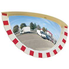 Miroir logistique grand angle - 3 directions