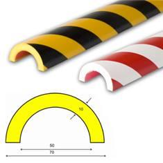 Amortisseur de chocs - type RR - Longueur 1 mètre