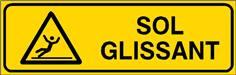 Sol glissant - STF 3110S