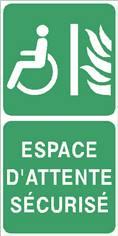 Espace d´attente sécurisé - STF 2144S