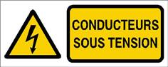 Conducteurs sous tension - STF 2416S