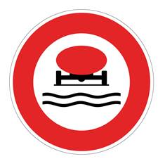 Panneau Accès interdit aux véhicules polluants - B18b