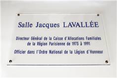 Plaque commémorative personnalisée en plexiglas