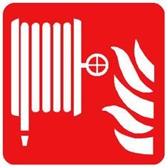 Panneau Robinet incendie armé ISO 7010 - F002
