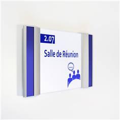 Plaque de porte modulable - Caméléon
