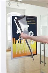 Porte-affiches Grand Format Adhésif - Duraframe® Poster