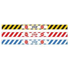 Adhésif pour sol Stop