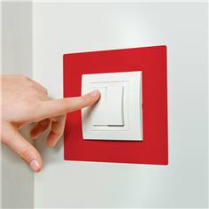 Etiquette de Repérage des Interrupteurs