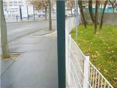 Gaine Anti-graffiti pour Poteaux Routiers