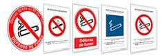 Fumeurs/Non fumeurs