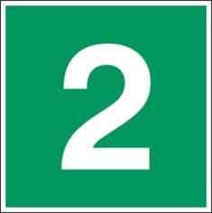 Signalétique Niveau 2 - PIC 373