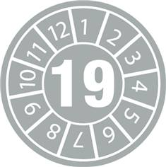 Pastilles calendrier 19