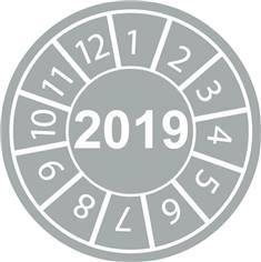Pastilles calendrier 2019