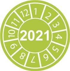 Pastilles calendrier 2021