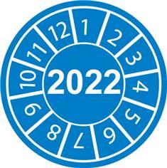 Pastilles calendrier 2022