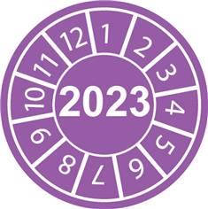 Pastilles calendrier 2023