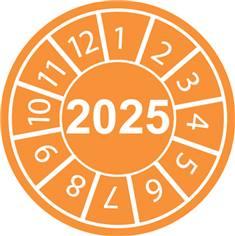 Pastilles calendrier 2025