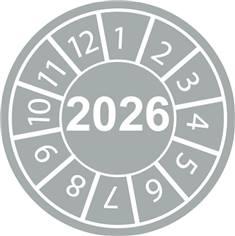 Pastilles calendrier 2026